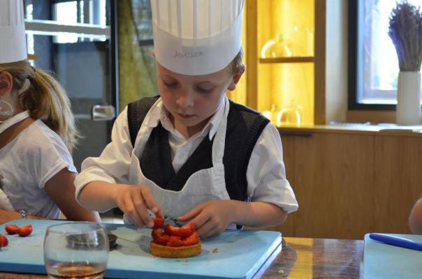 Stage ados (11-15 ans) (Ecole de cuisine)