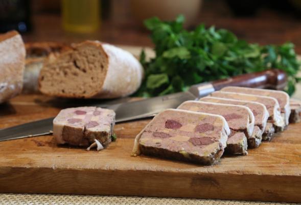 Terrines et pâtés (Ecole de cuisine)
