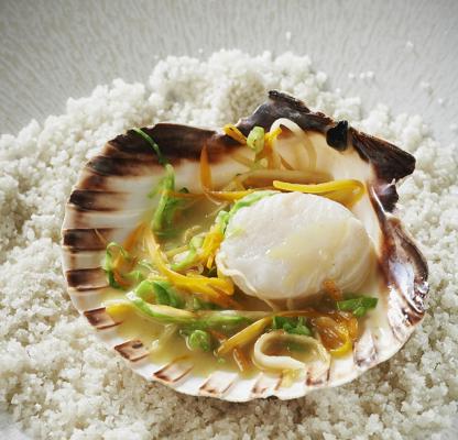 Prestige menus de fête, cuissons (Ecole de cuisine)