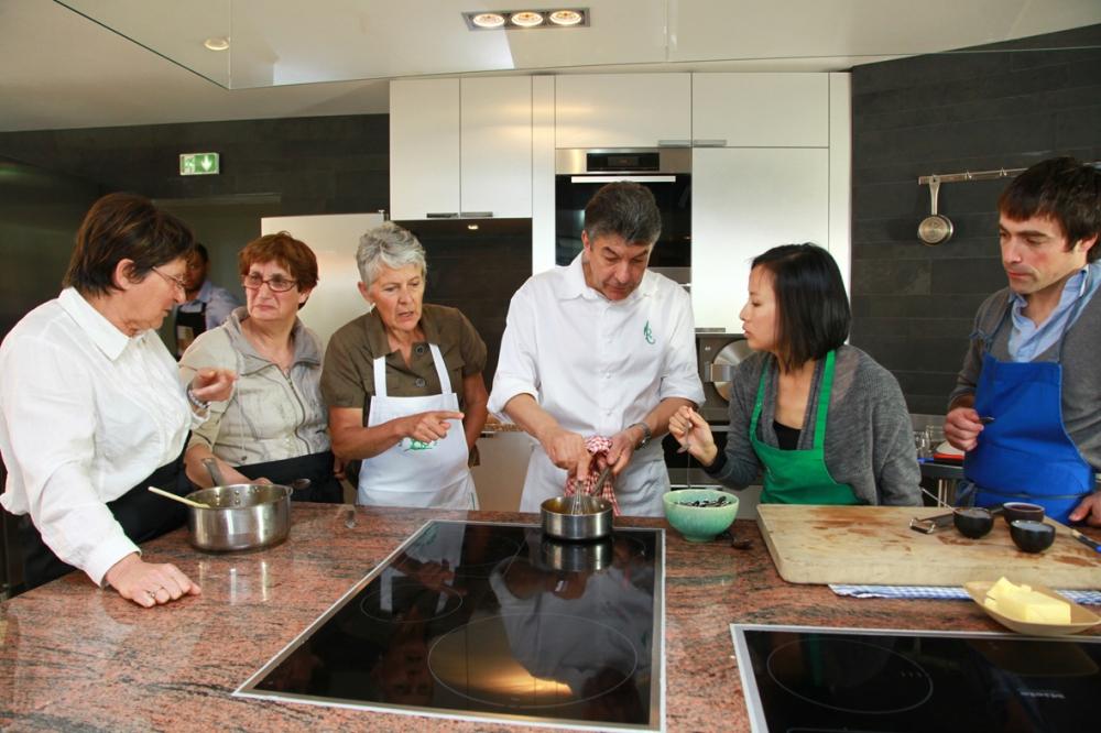 Bon cadeau stage 1 journee - Offrir des cours de cuisine ...