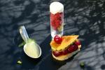 Pâtisserie : mignardises et verrines (Ecole de cuisine)