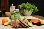 Foies gras poissons et crustacés (Ecole de cuisine)