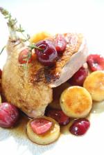 Menus de fête, cuissons et sauces (Ecole de cuisine)