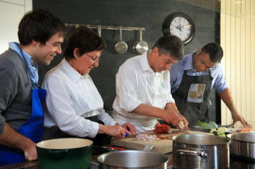Ecole de cuisine saint bonnet le froid en haute loire for Stage de cuisine lille