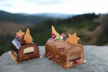 LA PATISSERIE 100% CHOCOLAT (Ecole de cuisine)