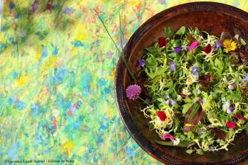 Cuisine de printemps, herbes, céréales et légumineuses - 2 JOURS (Ecole de cuisine)