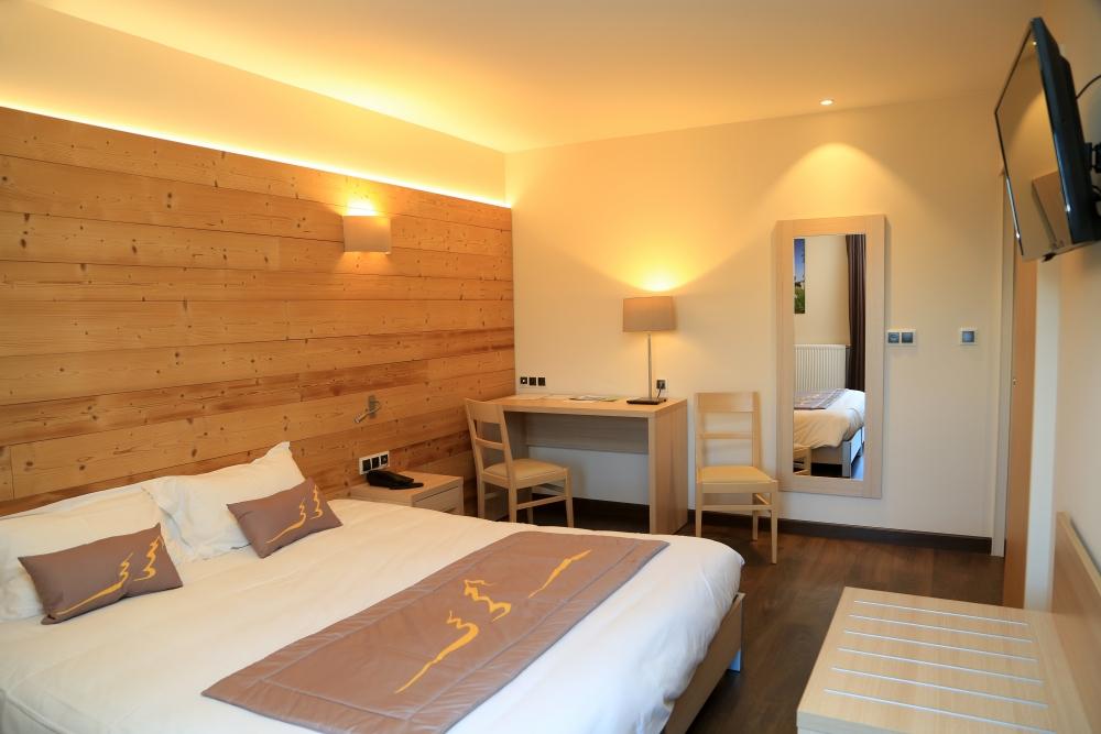 Chambre d couverte 1 ou 2 personnes for Hotel 3 etoiles