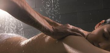 """Bon Cadeau Massage sous affusion """"Pluie d'été"""" (Spa Nature et Santé)"""