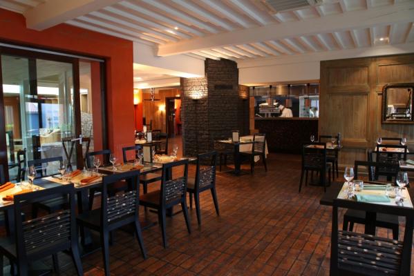 Réservation d'une table (Bistrot La Coulemelle)