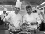 Stage prestige par Régis Marcon (Ecole de cuisine)