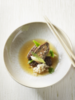 La cuisine de printemps: herbes et champignons (Ecole de cuisine)