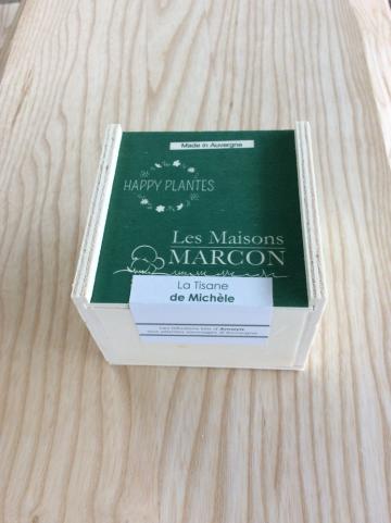 La Tisane de Michèle (Nos Produits)